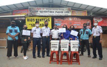 Politeknik Indonusa berbagi Menu Buka Puasa