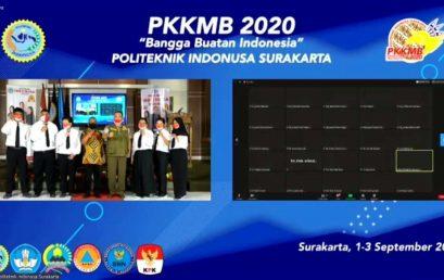 PKKMB 2020 Hari Ke 2 Politeknik Indonusa Surakarta