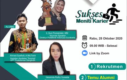 Career Day Politeknik Indonusa 2020