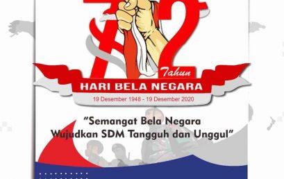 72 Tahun Hari Bela Negara