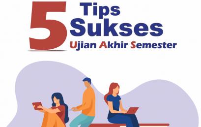 5 Tips Sukses Ujian Akhir Semester