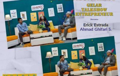 D3 Komunikasi Massa Gelar Talkshow Enterpreneur