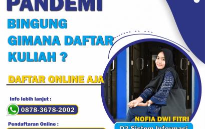 Penerimaan Mahasiswa Baru  Online