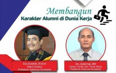 Pembekalan Alumni