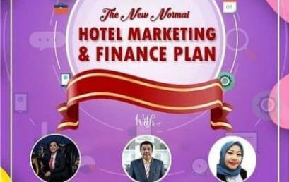Webinar Hotel Marketing & Finance Plan