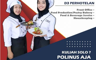 Program Studi D3 Perhotelan