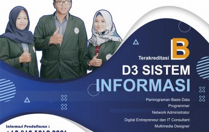 Mengenal Program Studi Sistem Informasi
