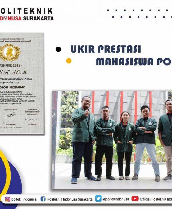 Prestasi Mahasiswa Sampai Mendunia
