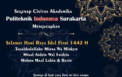 Perayaan Hari Raya Idul Fitri 1442H