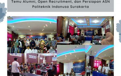 Temu Alumni Politeknik Indonusa