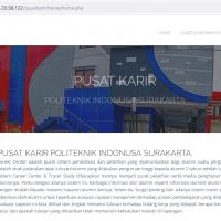 website pusat karir