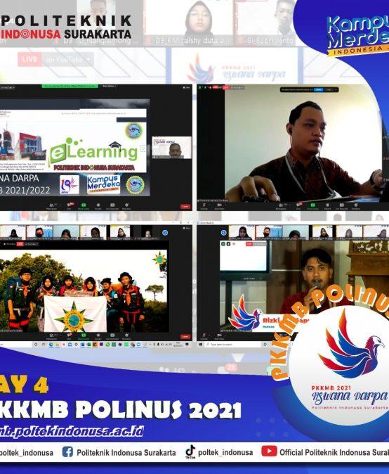 Hari Penutupan PKKMB Polinus 2021