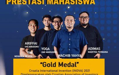 """Gold Medal"" Mahasiswa Teknologi Otomotif Ciptakan Alat  Vv-Co Vehicle Voice Control"